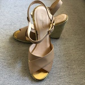 Cole Haan Hart Wedge Espardrilles